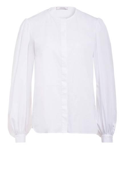 DOROTHEE SCHUMACHER Bluse, Farbe: WEISS (Bild 1)
