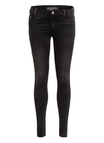 BLUE EFFECT Jeans Super Skinny Fit, Farbe: 9751 BLACK DENIM (Bild 1)