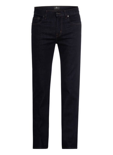 7 for all mankind Jeans SLIMMY LUXE Regular-Fit, Farbe: DARK BLUE (Bild 1)