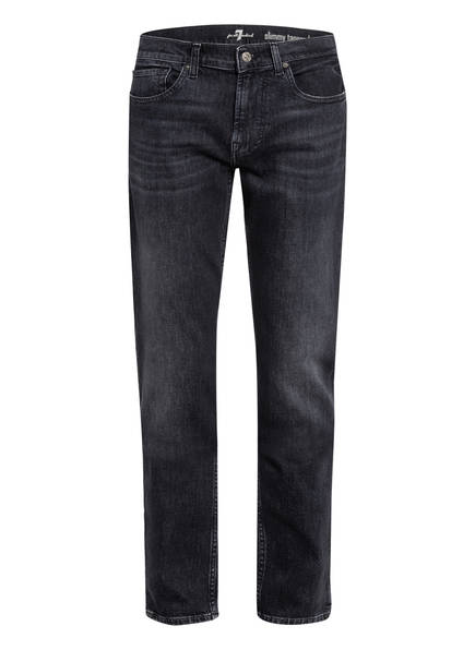 7 for all mankind Jeans SLIMMY Modern Slim Fit, Farbe: BLACK (Bild 1)