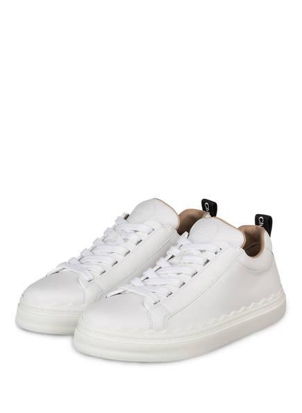 Chloé Sneaker LAUREN, Farbe: 101 WHITE (Bild 1)