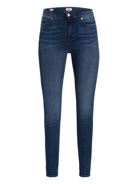 TOMMY JEANS Skinny Jeans NORA, Farbe: 916 NICEVILLE MID STRETCH BLUE (Bild 1)