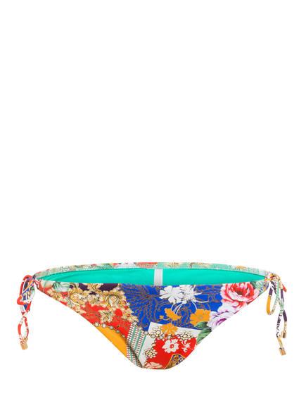 CYELL Bikini-Hose DOLCE VITA , Farbe: MINT/ HELLROT/ BEIGE (Bild 1)