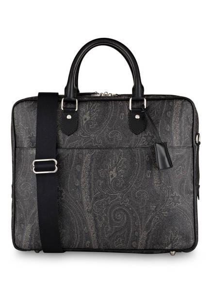 ETRO Business-Tasche , Farbe: ANTHRAZIT  (Bild 1)