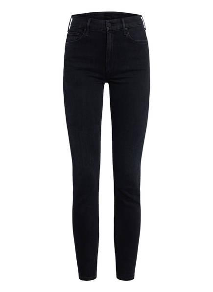 MOTHER Jeans THE HIGH WAISTED LOOKER, Farbe: BLA Blackbird (Bild 1)