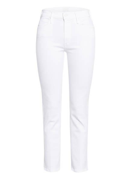 MOTHER 7/8-Jeans THE MID RISE DAZZLER ANKLE , Farbe: FOT FAIREST OF THEM ALL WHITE (Bild 1)