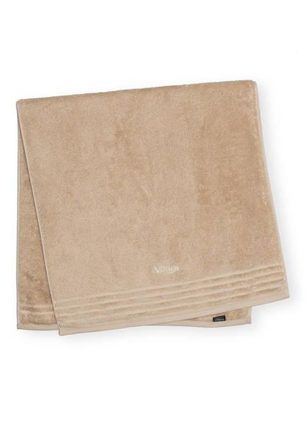 VOSSEN 2er-Set Handtücher VIENNA STYLE SUPERSOFT, Farbe: BEIGE (Bild 1)