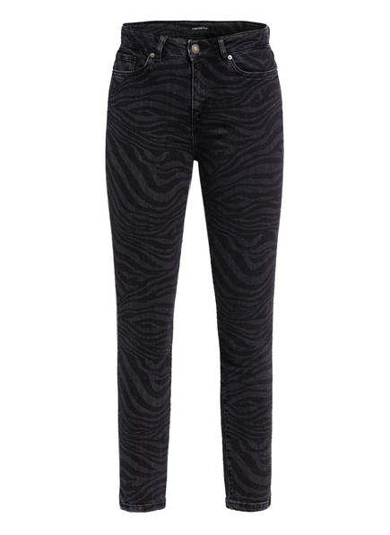 ONE MORE STORY 7/8-Jeans, Farbe: 4312 GREY LASERED (Bild 1)