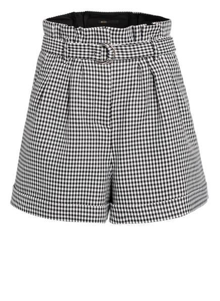 maje Shorts IMY, Farbe: SCHWARZ/ WEISS (Bild 1)