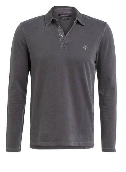 Marc O'Polo Jersey-Poloshirt Regular Fit, Farbe: GRAU (Bild 1)