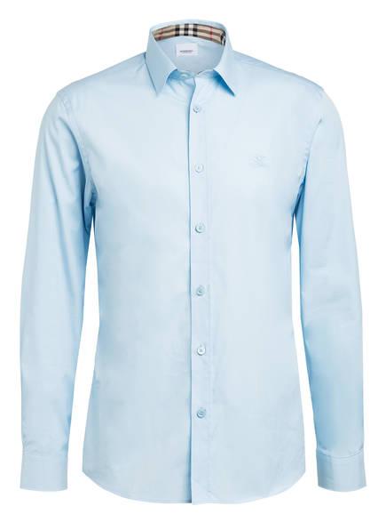 BURBERRY Hemd SERJEANTS Slim Fit, Farbe: HELLBLAU (Bild 1)