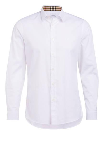 BURBERRY Hemd Regular Fit , Farbe: WEISS (Bild 1)