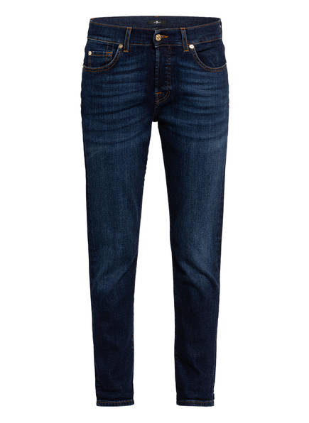 7 for all mankind 7/8-Boyfriend Jeans ASHER, Farbe: SOHO DARK DARK BLUE (Bild 1)