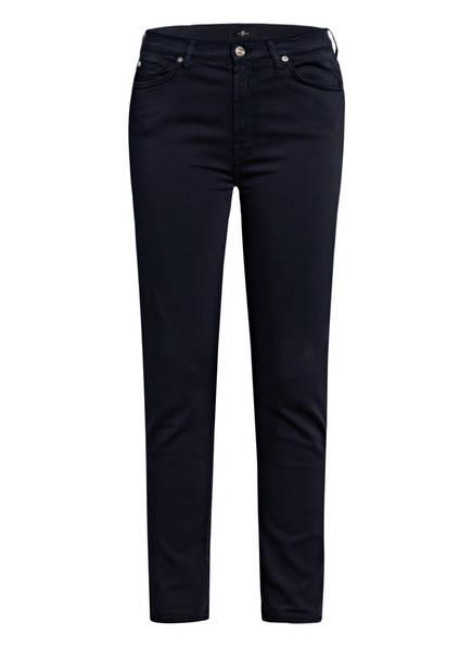 7 for all mankind Skinny Jeans , Farbe: DUNKELBLAU (Bild 1)