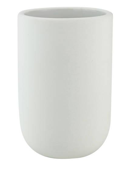 METTE DITMER Zahnputzbecher LOTUS, Farbe: WEISS (Bild 1)