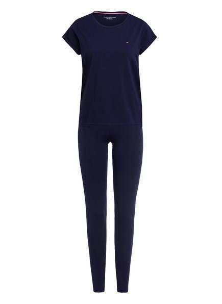 TOMMY HILFIGER Schlafanzug , Farbe: DUNKELBLAU (Bild 1)