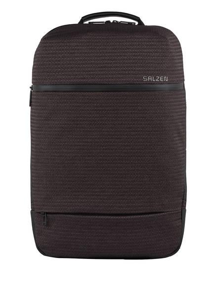 SALZEN Rucksack SAVVY mit Laptop-Fach, Farbe: DUNKELGRAU (Bild 1)