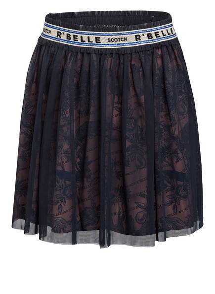 SCOTCH R'BELLE Tüllrock , Farbe: DUNKELBLAU (Bild 1)