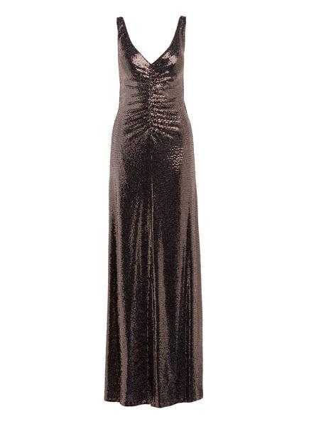 Vera Mont Abendkleid, Farbe: SCHWARZ/ GOLD (Bild 1)