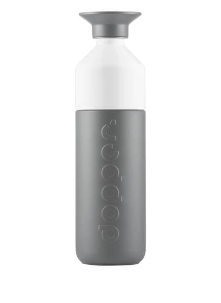dopper Isolierflasche DOPPER INSULATED, Farbe: GRAU/ WEISS (Bild 1)