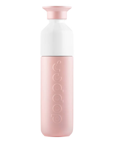 dopper Isolierflasche DOPPER INSULATED, Farbe: WEISS/ ROSA (Bild 1)