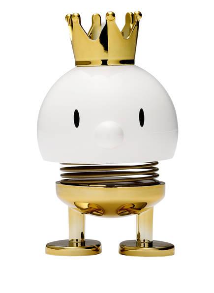 Hoptimist Dekofigur PRINCE BIMBLE, Farbe: WEISS/ GOLD (Bild 1)