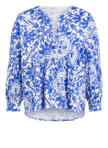 Mrs & HUGS Bluse , Farbe: BLAU/ WEISS (Bild 1)