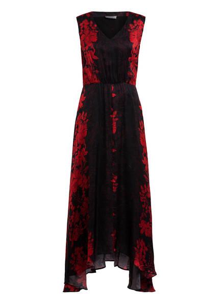 MALVIN Kleid , Farbe: SCHWARZ/ ROT (Bild 1)