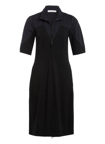DOROTHEE SCHUMACHER Kleid EMOTIONAL ESSENCE, Farbe: SCHWARZ/ DUNKELBLAU (Bild 1)