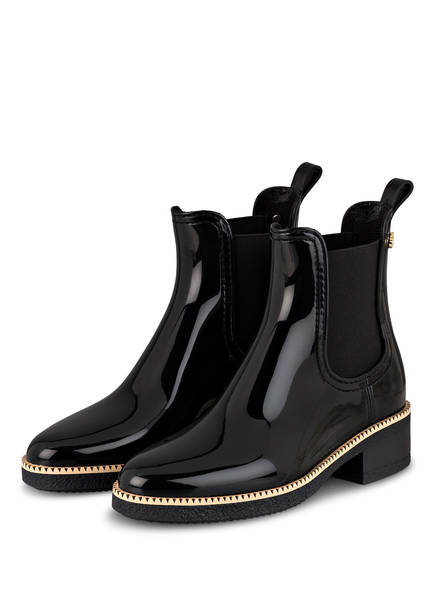LEMON JELLY Chelsea-Boots AVA mit Zitronenduft, Farbe: SCHWARZ (Bild 1)