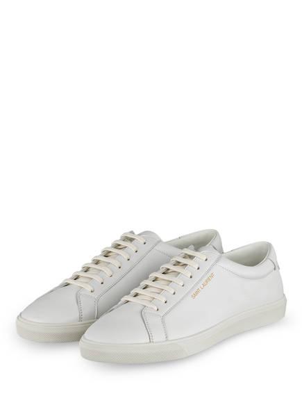 SAINT LAURENT Sneaker ANDY, Farbe: WHITE USED (Bild 1)