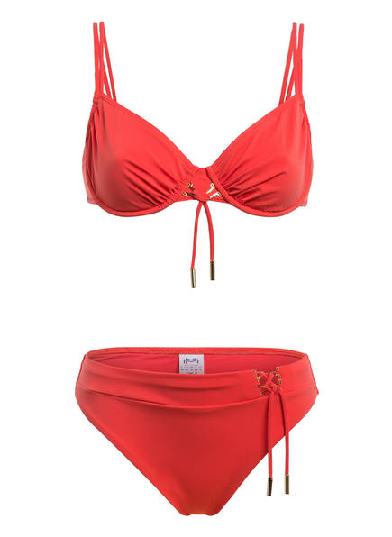 MARYAN MEHLHORN Bügel-Bikini VULCANO , Farbe: LACHS (Bild 1)