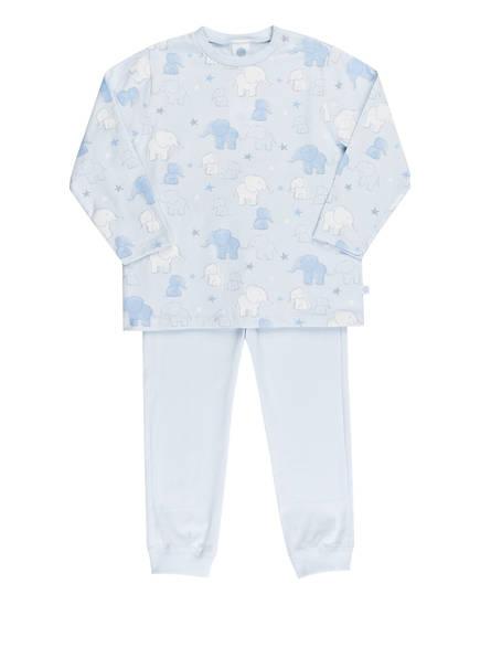 Sanetta Schlafanzug, Farbe: HELLBLAU (Bild 1)
