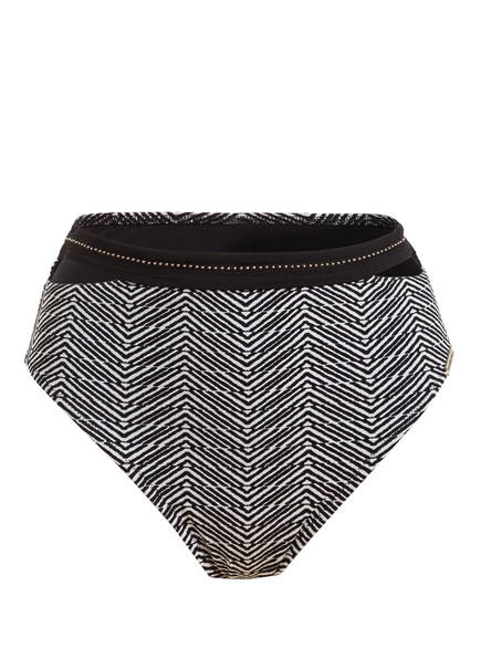 watercult Bikini-Hose AFRO GEM , Farbe: SCHWARZ/ WEISS (Bild 1)