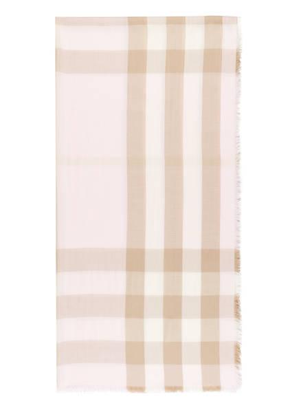 BURBERRY Cashmere-Schal, Farbe: ALABASTER (Bild 1)