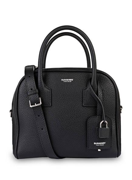 BURBERRY Handtasche CUBE SMALL, Farbe: SCHWARZ (Bild 1)