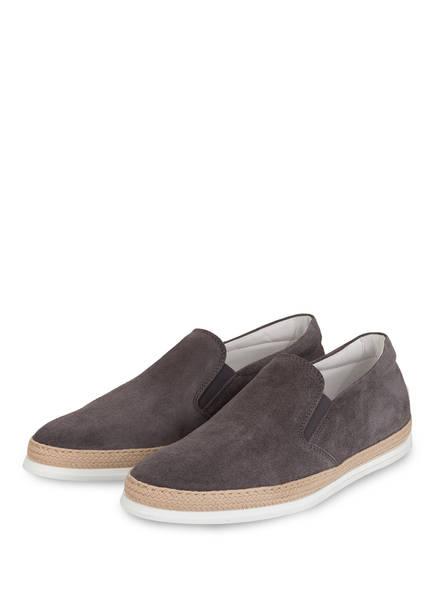 TOD'S Slip-on-Sneaker, Farbe: GRAU (Bild 1)