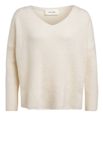 American Vintage Pullover VACAVILLE, Farbe: CREME (Bild 1)