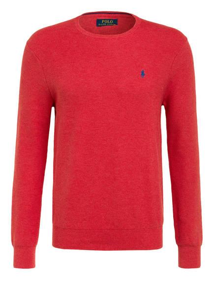 POLO RALPH LAUREN Pullover , Farbe: HELLROT (Bild 1)
