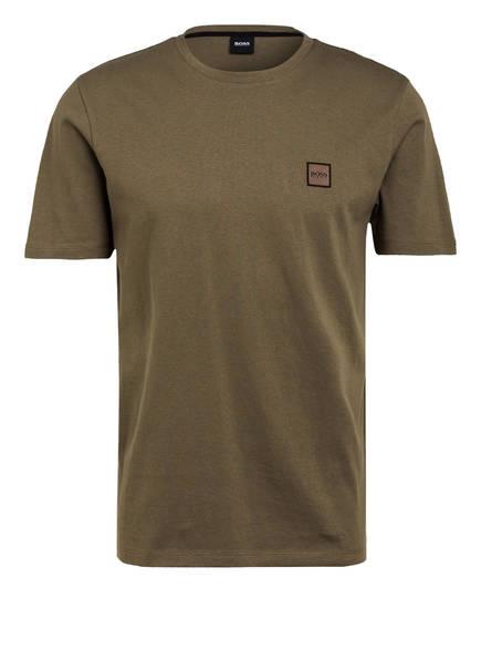 BOSS T-Shirt TALES, Farbe: DUNKELGRÜN (Bild 1)