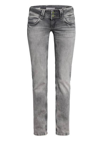 Pepe Jeans 7/8-Jeans VENUS, Farbe: GREY DESTROY WISER WASH (Bild 1)