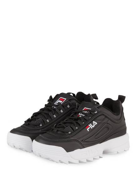 FILA Sneaker DISRUPTOR, Farbe: SCHWARZ (Bild 1)