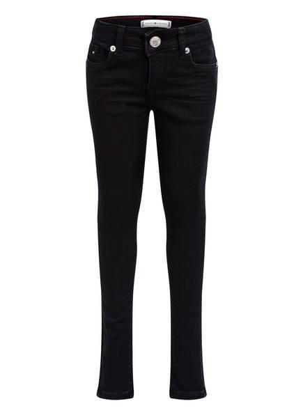 TOMMY HILFIGER Jeans Skinny Fit, Farbe: DUNKELBLAU (Bild 1)