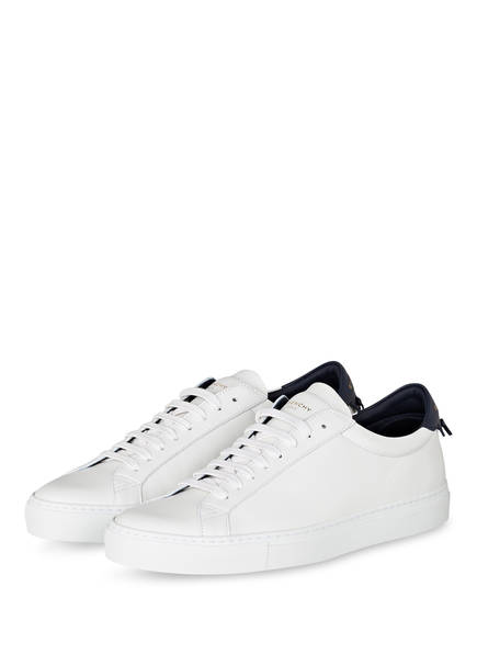 GIVENCHY Sneaker, Farbe: WEISS/ NAVY (Bild 1)