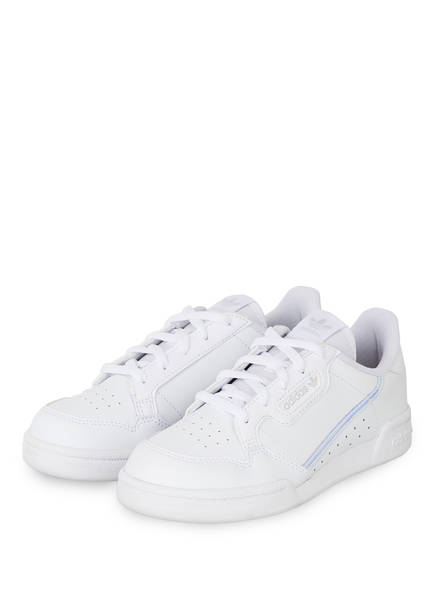 adidas Originals Sneaker CONTINENTAL 80 , Farbe: WEISS (Bild 1)