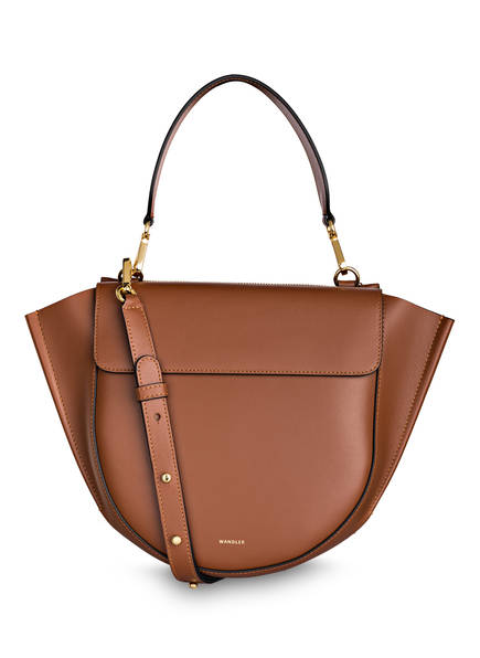 WANDLER Handtasche HORTENSIA MEDIUM, Farbe: BRAUN (Bild 1)