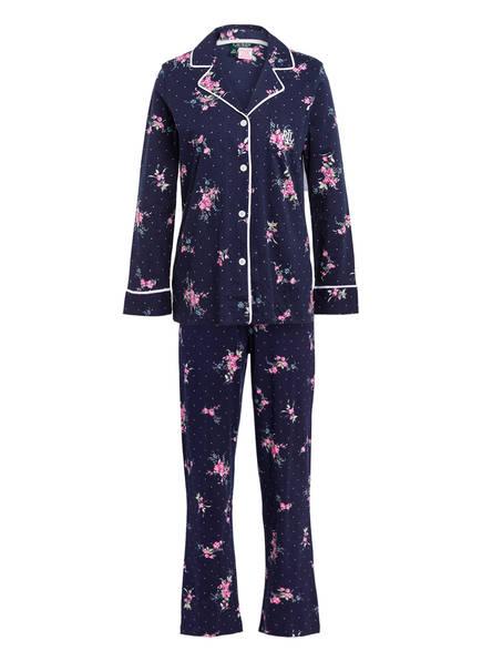 LAUREN RALPH LAUREN Schlafanzug , Farbe: DUNKELBLAU (Bild 1)