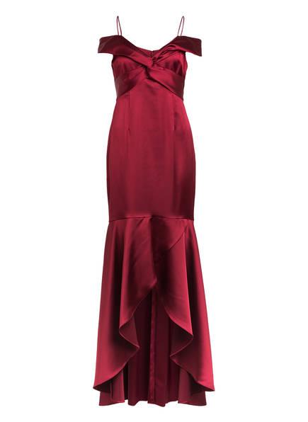 ADRIANNA PAPELL Abendkleid , Farbe: DUNKELROT (Bild 1)