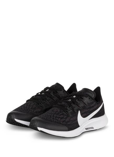 Nike Laufschuhe AIR ZOOM PEGASUS 36, Farbe: SCHWARZ (Bild 1)