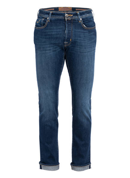 JACOB COHEN Jeans J688 Slim Fit, Farbe: 001 DUNKELBLAU (Bild 1)